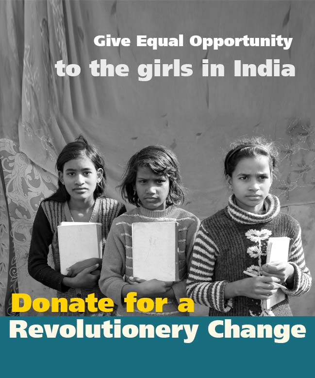 donate for gender equality